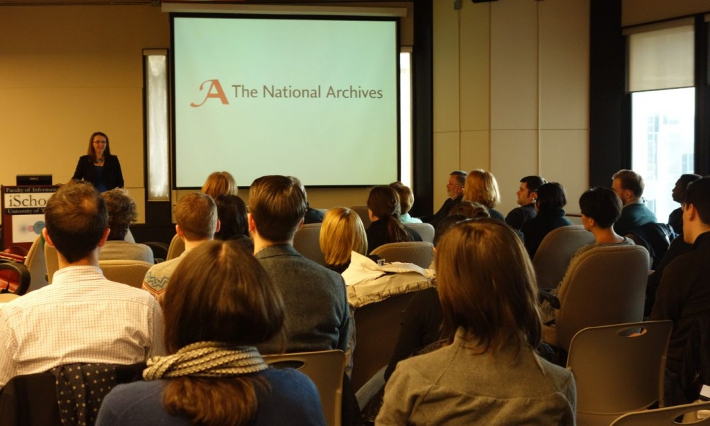 How did The National Archives of the UK grow revenue to the point where 25% of funding is now generated commercially? Caroline Kimbell provides a perspective on commercial licensing at her DCI lecture in March 2014.